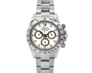 Rolex Rolex Daytona 40 mm Stainless Steel, 2008 with Papers
