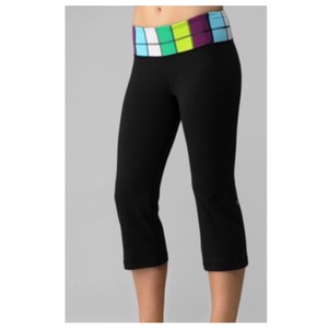 Lululemon Reversible Quilted Waistband Groove Pant