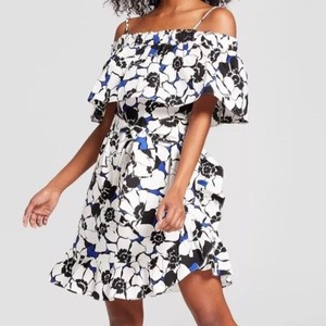 Who What Wear x Target short dress White on Tradesy
