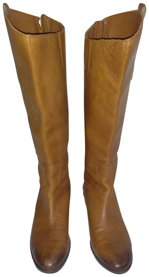 4da0e5497527 Sam Edelman Tan Penny2 Boots Booties Size US 8 Regular (M