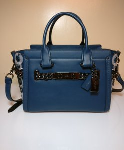 Coach Satchel in Mineral