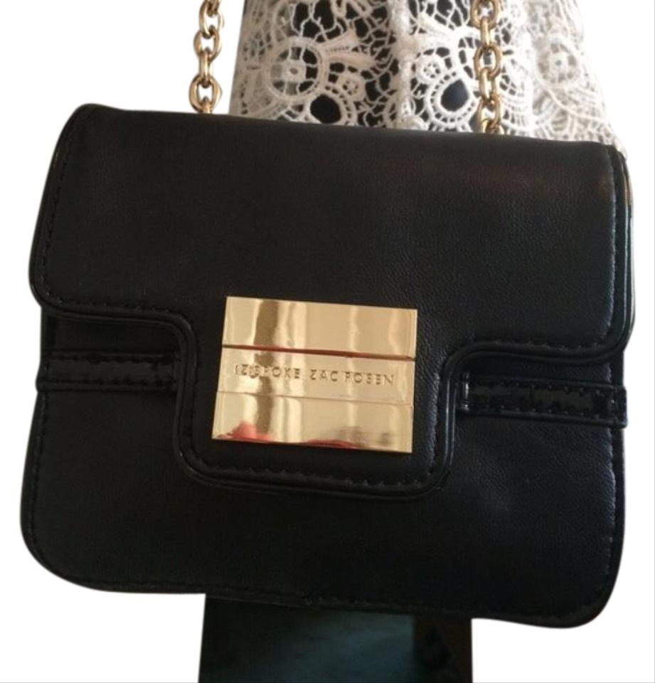 701ade061825 Zac Posen Z Spoke By Black Cross Body Bag - Tradesy