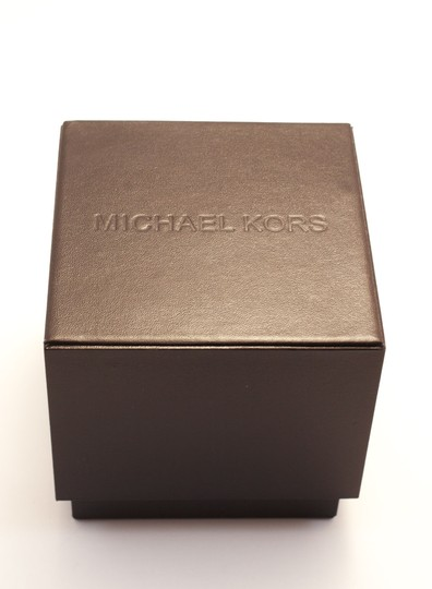 Michael Kors Blair Rose Gold-Tone Stainless Steel Chronograph Watch Image 4