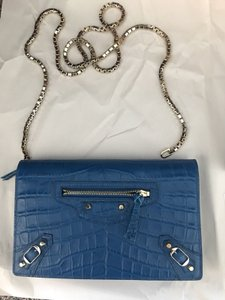 Balenciaga Wallet Wallet On The Chain Wallet On Chain Shoulder Bag