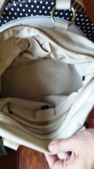 Express Satchel in french vanilla Image 4