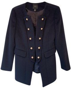 Forever 21 Military Buttons Winter Pea Coat