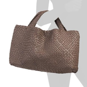 Falor Tote in dark gray