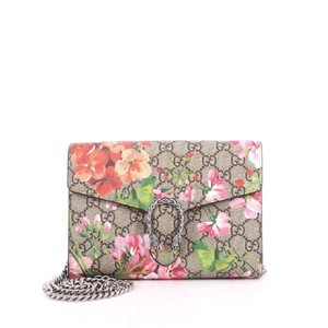 Gucci Wallet On Chain Dionysus Clutch Shoulder Bag