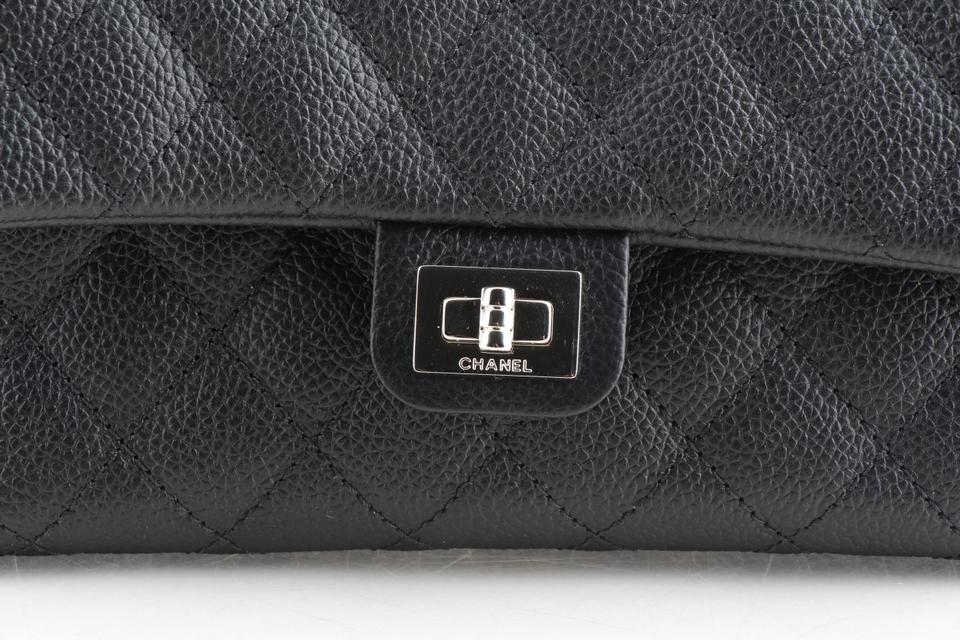 1c56f39bf7e8 Chanel Waist Bag Uniform Caviar Black Leather Clutch - Tradesy