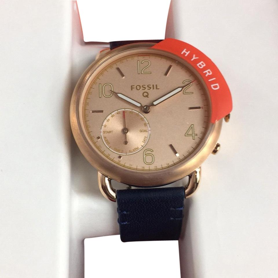 Fossil Navy Blue New Women s Fashion Smart Watch - Tradesy d6382be59b