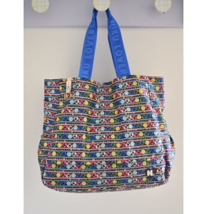 Harajuku Lovers Tote in blue