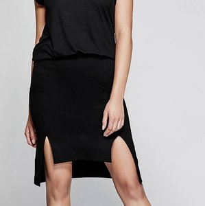 Guess By Marciano Pencil Skirt black