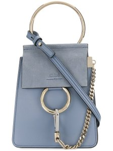 c8acd52ebd7 Blue Chloé Cross Body Bags - Up to 90% off at Tradesy