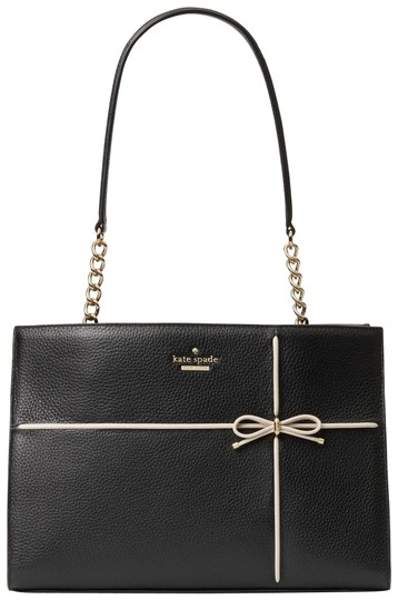 Preload https://img-static.tradesy.com/item/24370596/kate-spade-cherry-street-small-phoebe-tote-blackcement-leather-shoulder-bag-0-3-540-540.jpg