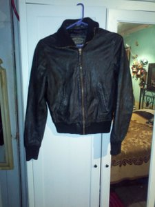 Bomb Boogie Geniune Classic Chic Leather Jacket