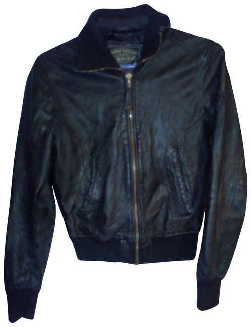 Bomb Boogie Geniune Classic Chic Leather Jacket Image 0