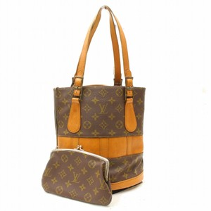 Louis Vuitton Marais Bucket Backet Noe Neverfull Tote in Brown