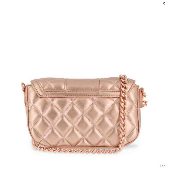 1621581aa07 Love Moschino Pink Faux Leather Clutch - Tradesy