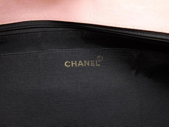 Chanel Gst Grand Shopper Shopping Paisley Tote in Pink Image 3