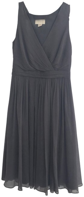 Preload https://item2.tradesy.com/images/jcrew-grey-tulle-mid-length-cocktail-dress-size-2-xs-24371521-0-1.jpg?width=400&height=650