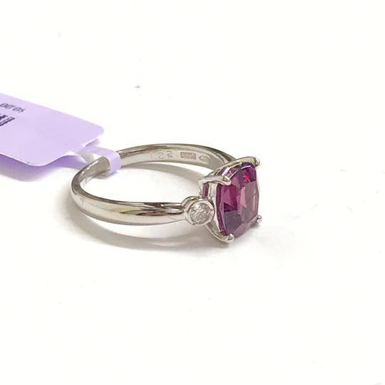 Other GORGEOUS VINTAGE!!!! Platinum Diamond and Pink Tourmaline Ring Platinum Diamonds weighing 0.10 carats total weight Pink Tourmaline weighing 2.21 carats total weight 4.7 Grams Size: 5.75 BEAUTIFUL!!! Comes with Box!!! Image 6