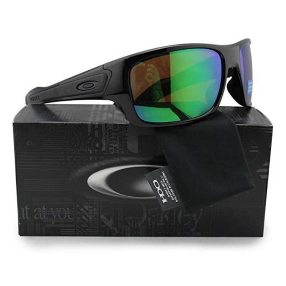 92019c5380159 Oakley Turbine Polished Black Frame   Prizm Shallow Water Polarized ...