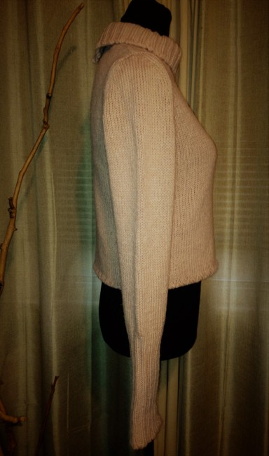Marni Cardigan Turtleneck Wool Mohair Sweater Image 5
