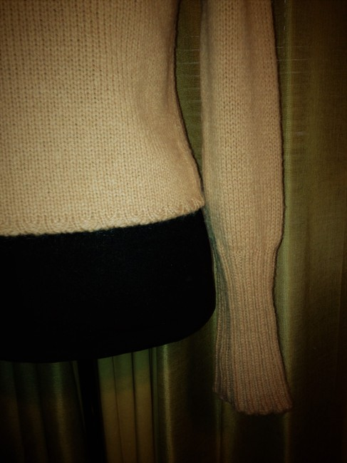 Marni Cardigan Turtleneck Wool Mohair Sweater Image 6