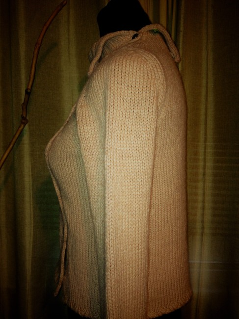 Marni Cardigan Turtleneck Wool Mohair Sweater Image 8