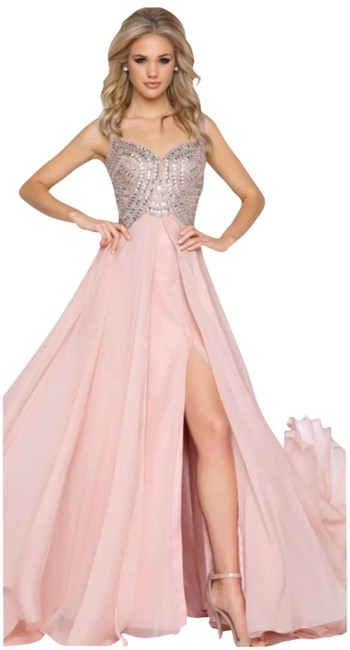 Preload https://img-static.tradesy.com/item/24372365/mac-duggal-couture-pink-cassandra-stone-collection-long-formal-dress-size-6-s-0-1-650-650.jpg