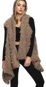 Other Fur Wrap Fur Coat Fur Shawl Fur Cape Ruana Vest