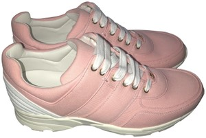 Chanel Pink Salmon Athletic