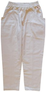 Elizabeth Suzann Clyde Clyde Work Made In Nashville Relaxed Pants Beige