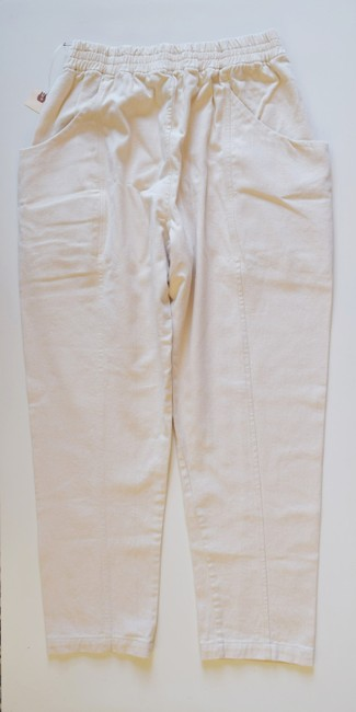 Elizabeth Suzann Clyde Clyde Work Made In Nashville Relaxed Pants Beige Image 1