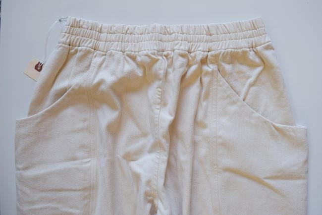 Elizabeth Suzann Clyde Clyde Work Made In Nashville Relaxed Pants Beige Image 3
