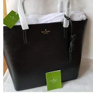 Kate Spade With Tags Seton Tote in Black