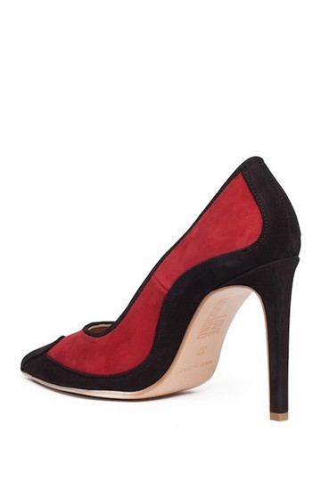 Love Moschino Red/Black Pumps Image 1