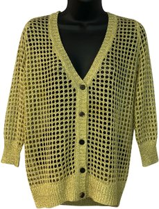ANM Knit Top GOLD