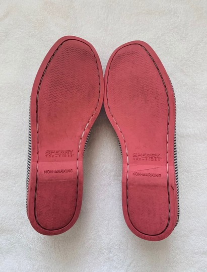 Sperry White, Blue, Pink Athletic Image 1