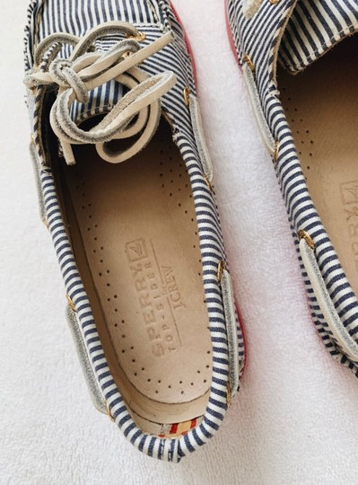 Sperry White, Blue, Pink Athletic Image 4