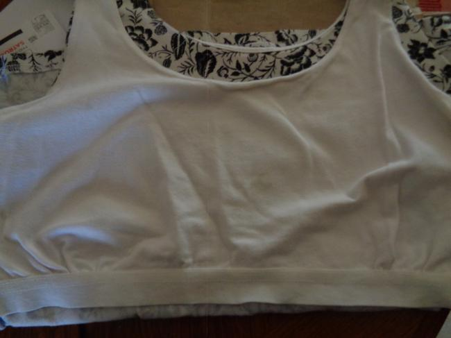 French Laundry Top White/Black Image 4