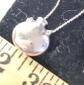 Tiffany & Co. Tiffany Sterling Silver Small Jug Necklace Image 4