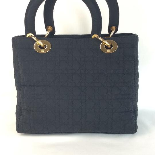 Dior Satchel in black Image 1