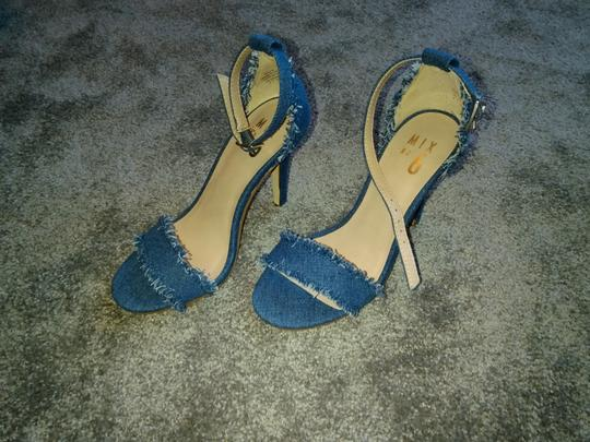 Mix six Blue Sandals Image 2