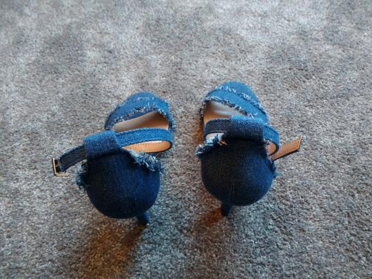 Mix six Blue Sandals Image 6