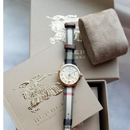Burberry Womens classic Burberry watch Image 1