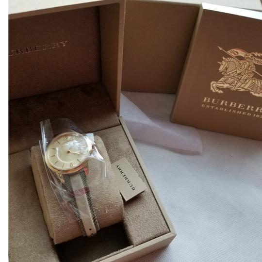 Burberry Womens classic Burberry watch Image 4