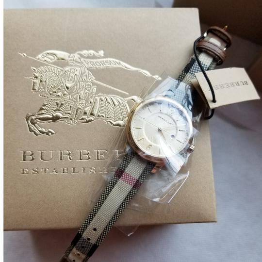 Burberry Womens classic Burberry watch Image 5