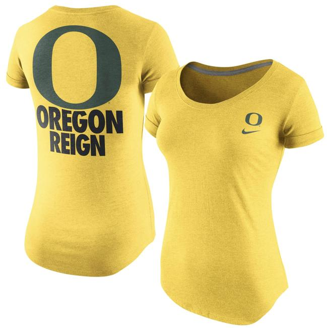 Preload https://img-static.tradesy.com/item/24372945/nike-yellow-and-green-oregon-reign-o-scoop-neck-tri-blend-2-sided-t-shirt-tee-shirt-size-16-xl-plus-0-0-650-650.jpg