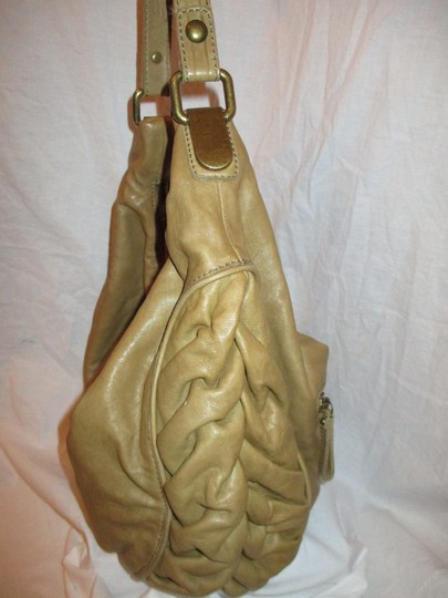 Hobo International Leather Shoulderbag Large 002 Hobo Bag Image 4